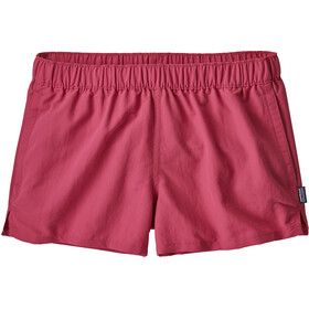 Patagonia Barely Baggy Shorts Damen reef pink